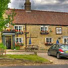 The Fauconberg Arms - Coxwold,North Yorkshire. by Trevor Kersley