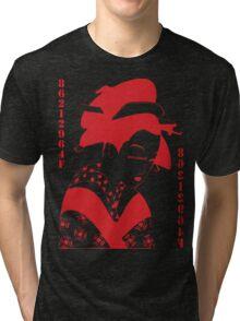 oneyed geisha Tri-blend T-Shirt