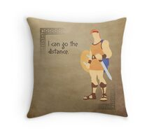 Hercules inspired design (Hercules). Throw Pillow