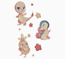 Fire starters pattern Kids Clothes