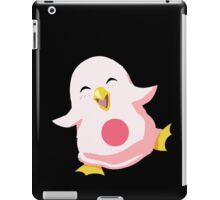 Yun baby wall penguin iPad Case/Skin