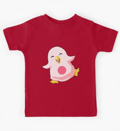 Yun baby wall penguin Kids Tee