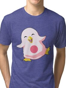 Yun baby wall penguin Tri-blend T-Shirt