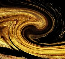 Twirled bark by Erika Gouws