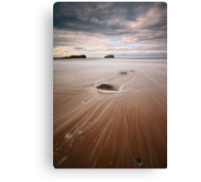 Seacliff Wash Canvas Print
