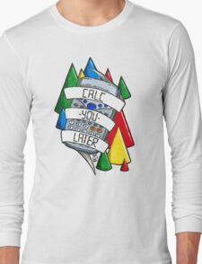Calc-you-later! Long Sleeve T-Shirt