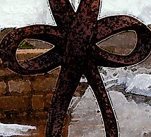 Iron Cross in Watercolor by WolfPause