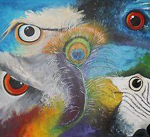 Birds-Eye Cocktail by Steve Malcomson