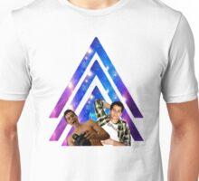 White Dylan O'Brien Arrows Unisex T-Shirt