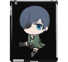 Black Butler: Ciel Phantomhive chibi iPad Case/Skin