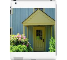 YELLOW DOOR ^ iPad Case/Skin