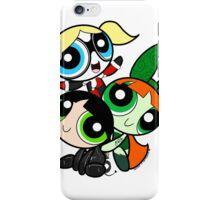 Gotham Puff Girls iPhone Case/Skin