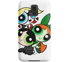 Gotham Puff Girls Samsung Galaxy Case/Skin