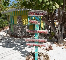 Island signs by Jaime Pharr