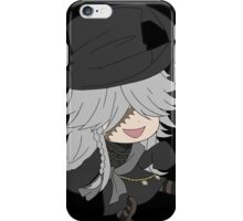 Black Butler Undertaker chibi iPhone Case/Skin