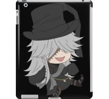 Black Butler Undertaker chibi iPad Case/Skin