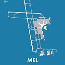 MEL - Melbourne International Airport by Richard McKenzie