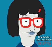 Tina Belcher and the Skillets by hyper21