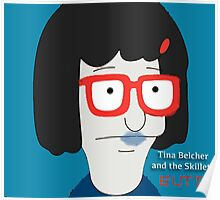 Tina Belcher and the Skillets Poster