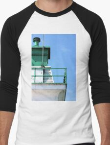 Light House Men's Baseball ¾ T-Shirt
