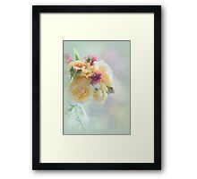 Summer Scents Framed Print
