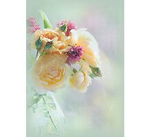 Summer Scents Photographic Print