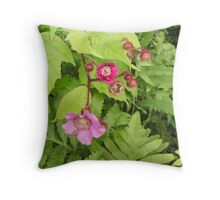 Old Fashioned Roses?? Throw Pillow