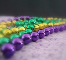 Mardi Gras Beads ^ by ctheworld