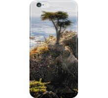 Lone Cypress iPhone Case/Skin