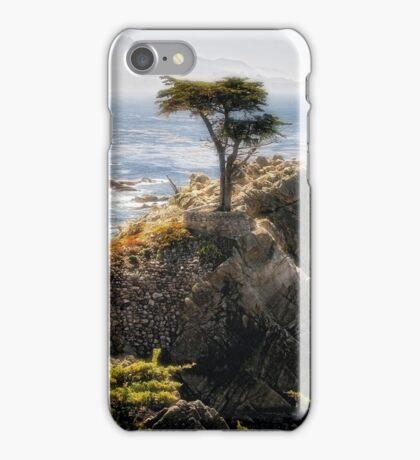 Lone Cypress iPhone Case/Skin