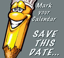 Save this Date... by Kevin Middleton