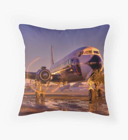 Classic Ride Throw Pillow