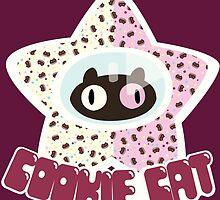 Cookie Cat by titanqueen