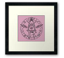 Masonerie Mix Framed Print