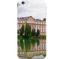 Schloss Leopoldskron, Salzburg, Austria iPhone Case/Skin