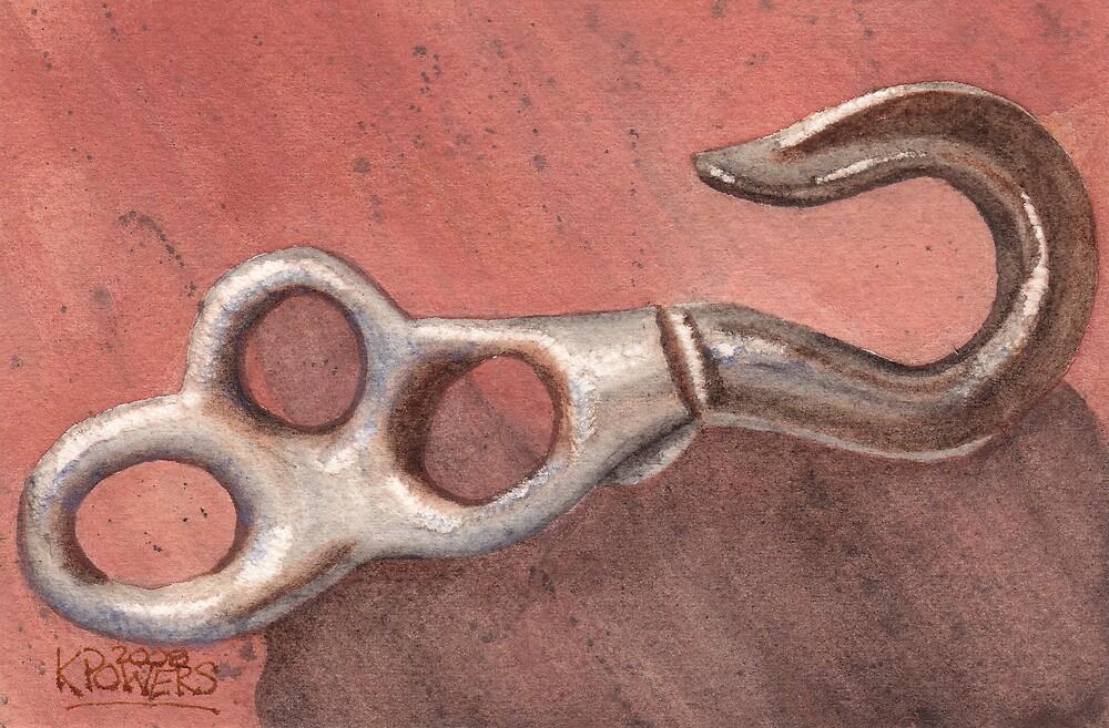 Old Hook by Ken Powers