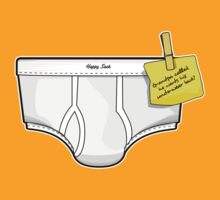 Flatmate Undies by alford