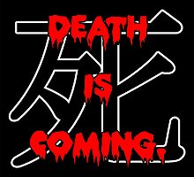 1930s Death is Coming Hype Tee by wvtchbeats