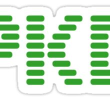 PKD - Philip K. Dick Sticker