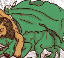 The King Slayer Sticker