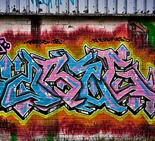 Graffiti 1 by GPImages