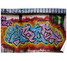 Graffiti 1 Poster