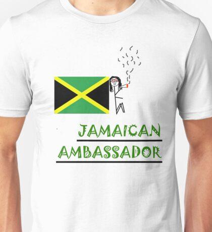 REGGAE AMBASSADOR Unisex T-Shirt