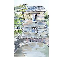 Bridge House, Ambleside. Photographic Print