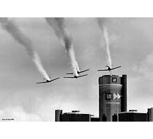 RedBull Air Race  2008 Photographic Print