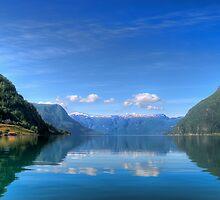 Norway Fjord by averynkh