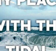 All Time Low- Tidal Waves Print Sticker
