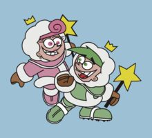 Fairly Odd Climbers by siler