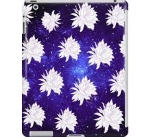 flowers of the moon  iPad Case/Skin