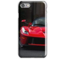 Ferrari La Ferrari iPhone Case/Skin